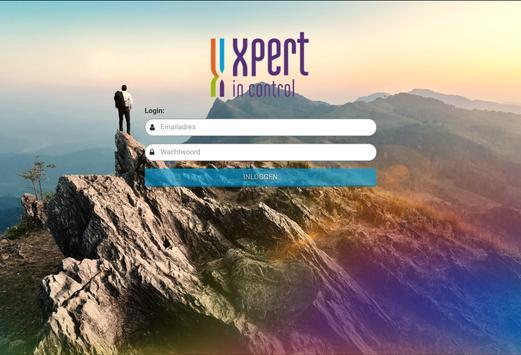 XIC Registratie screenshot 3