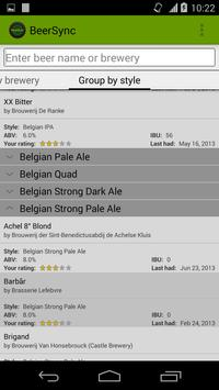 BeerSync screenshot 3