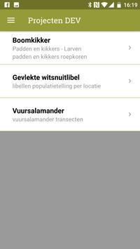 Meetnetten screenshot 2