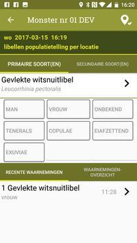 Meetnetten screenshot 3