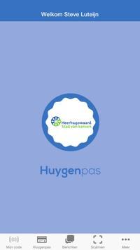 Huygenpas poster