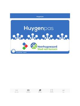 Huygenpas screenshot 11