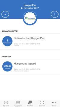Huygenpas screenshot 2