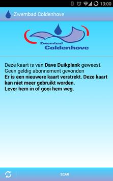 Zwembad Coldenhove apk screenshot
