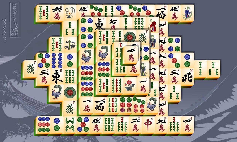 Gratis Mahjong Spielen