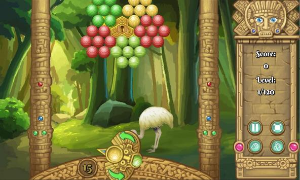 Maya Bubbles screenshot 3