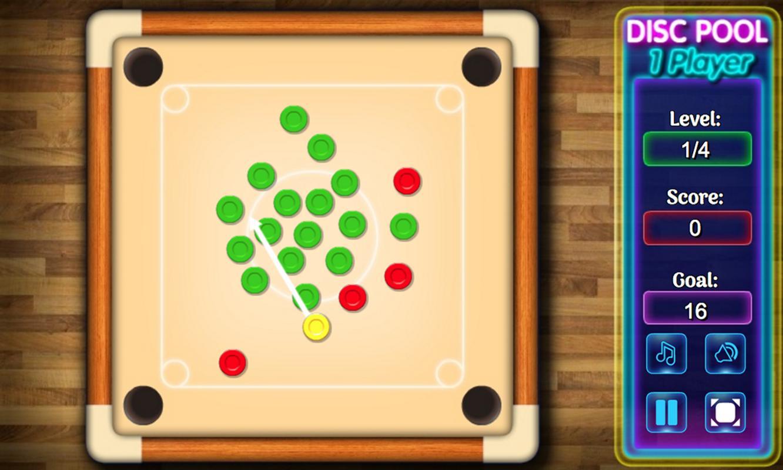 Disc Pool screenshot 1