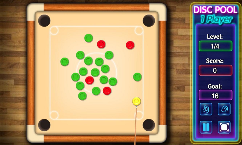 Disc Pool screenshot 2