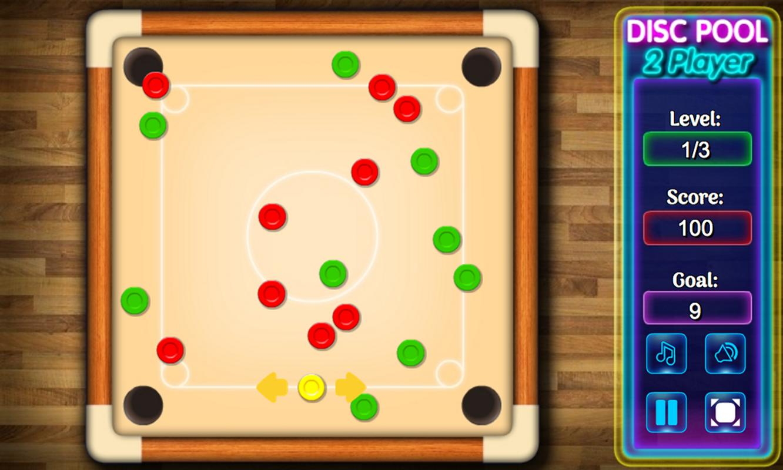 Disc Pool screenshot 3