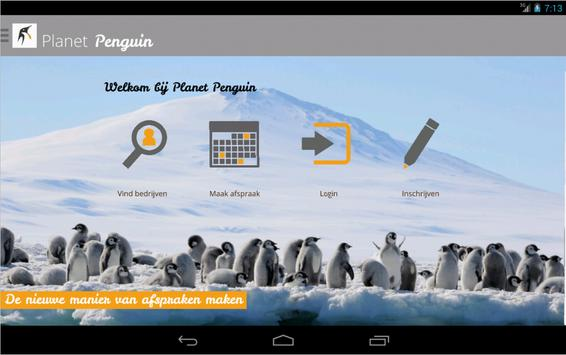 Planet Penguin apk screenshot