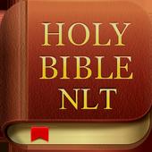 NLT Audio Bible Free App icon