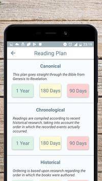 NLT Bible,  audio free version apk screenshot