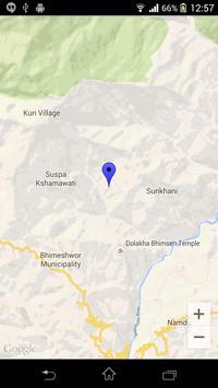 Nepal Earthquake Updates apk screenshot