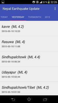 Nepal Earthquake Updates screenshot 3