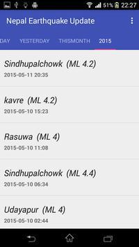 Nepal Earthquake Updates screenshot 5