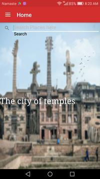 Kathmandu Visit Guide poster