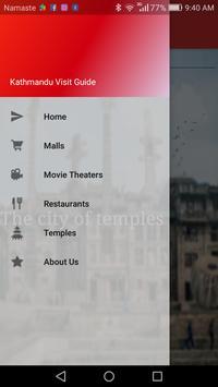 Kathmandu Visit Guide apk screenshot