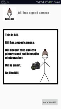 Be Like Bill apk screenshot
