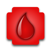 Nepal blood donors icon