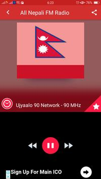 All Nepali FM Radio poster