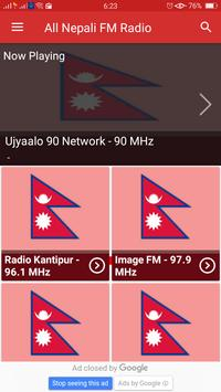 All Nepali FM Radio apk screenshot