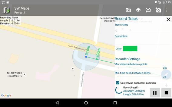 SW Maps - GIS & Data Collector apk screenshot