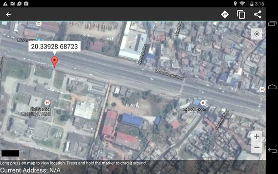 SW Nepal Address apk screenshot