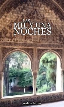 LAS MIL Y UNA NOCHES - LIBRO poster