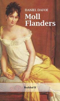MOLL FLANDERS - LIBROS GRATIS poster