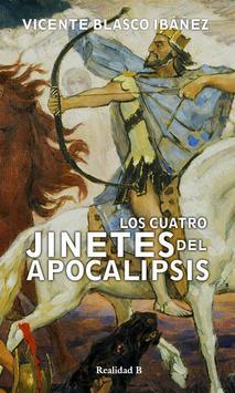 CUATRO JINETES DEL APOCALIPSIS poster