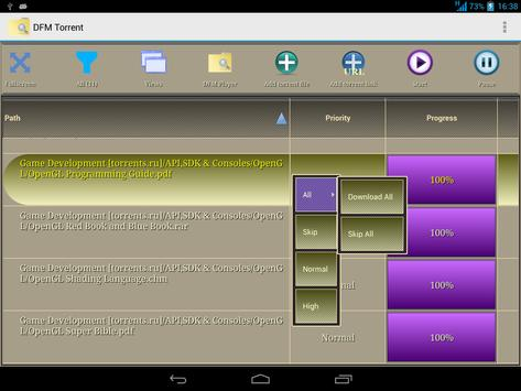 DFM Torrents screenshot 15