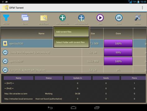 DFM Torrents screenshot 19