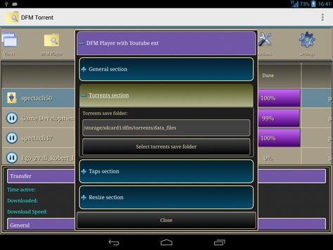 DFM Torrents screenshot 10