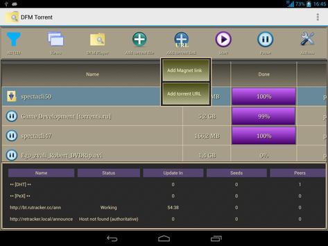 DFM Torrents screenshot 12
