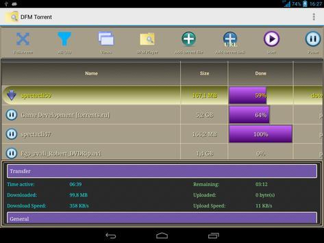 DFM Torrents screenshot 5