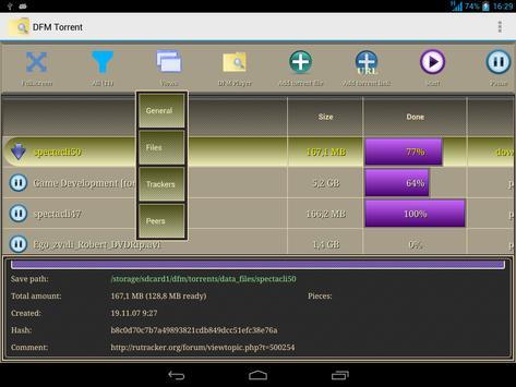 DFM Torrents screenshot 6