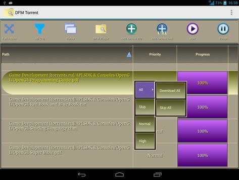 DFM Torrents screenshot 7