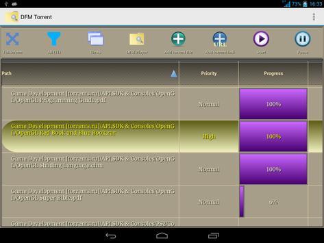 DFM Torrents screenshot 8