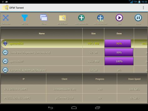 DFM Torrents screenshot 9