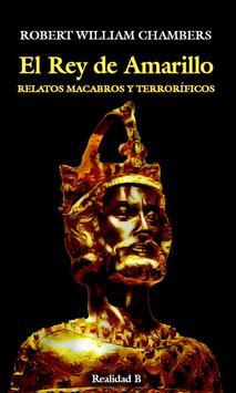 EL REY DE AMARILLO - LIBRO poster