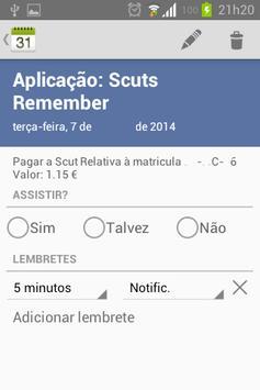 Scuts Remember screenshot 5