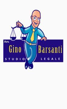 Avvocato  Gino Barsanti poster