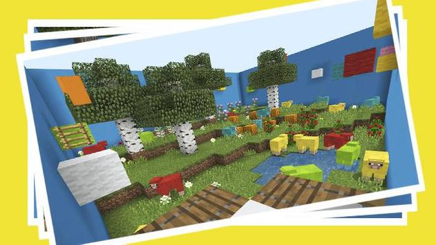Animals parkour maps for Minecraft PE 1 0 (Android