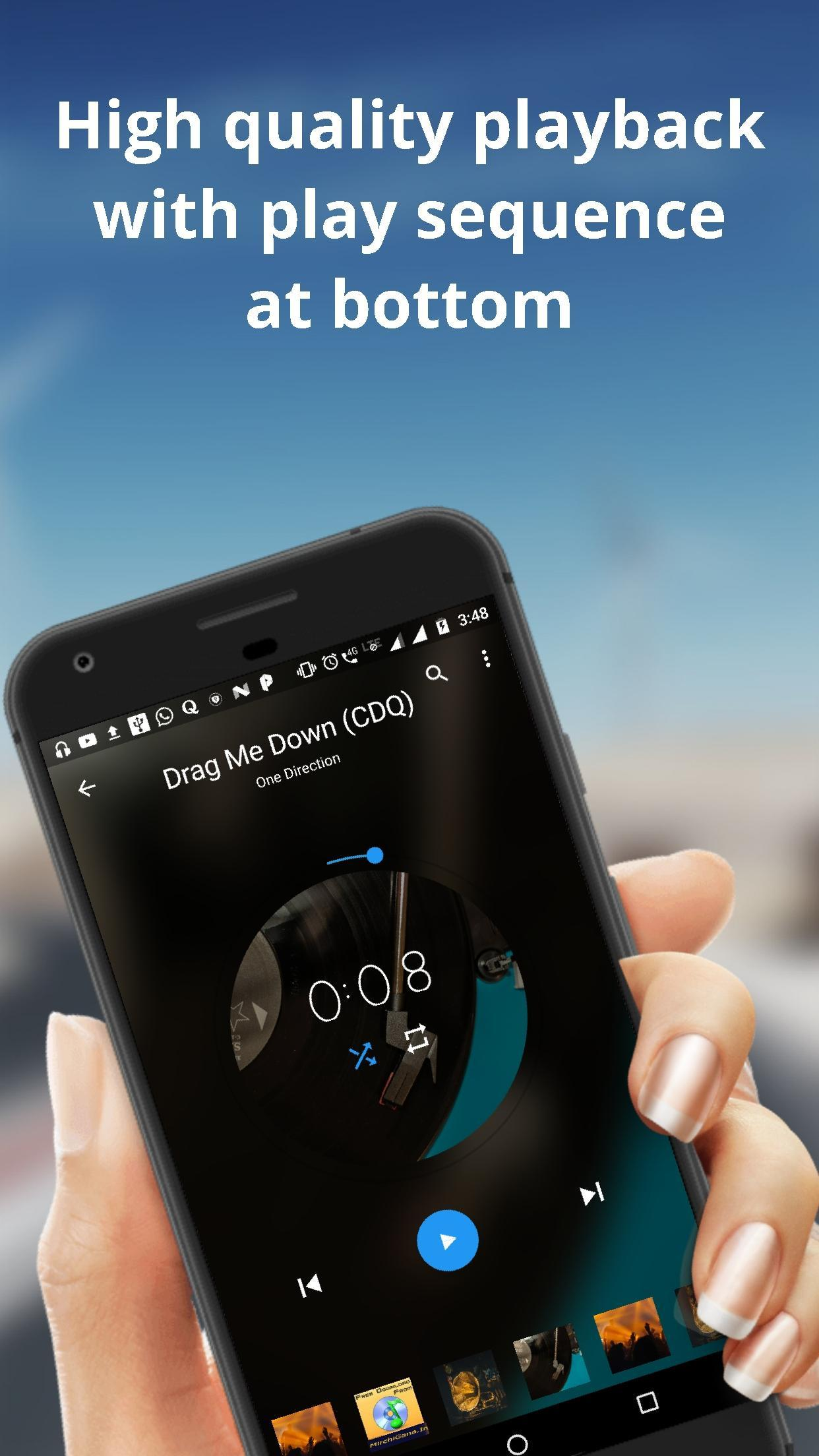 Music Player - Music App, Mp3 and audio player for Android - APK
