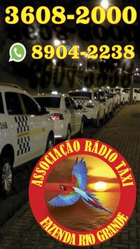 Taxi Fazenda Rio Grande poster