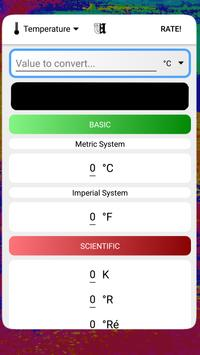 Unit and Currency Converter apk screenshot