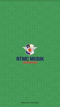 NTMC Mudik poster
