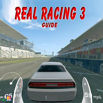 Guide of REAL RACING 3 poster