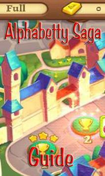 Guide Alphabetty Saga to Cheat poster