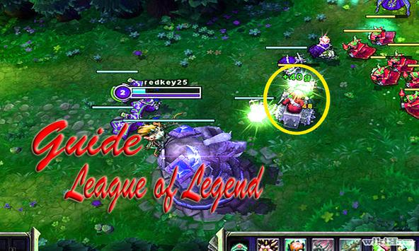 Guide League of Legend screenshot 1